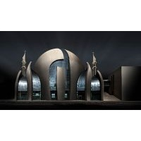 03. Platz - Central Mosque Cologne - Frank Loddenkemper